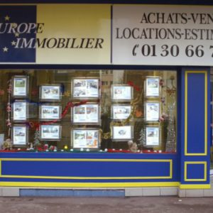 Boutique Europe Immobilier